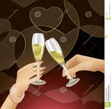 martini glasses clinking clinking stock illustrations u2013 350 clinking stock illustrations