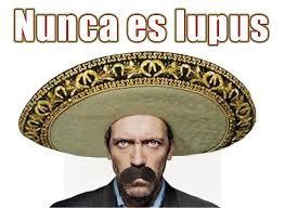 Lupus Meme - image 22505 it s not lupus know your meme