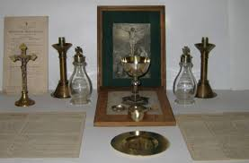 travel communion set travelling for faith an article for ascas association of small