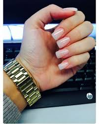 the 25 best natural looking acrylic nails ideas on pinterest