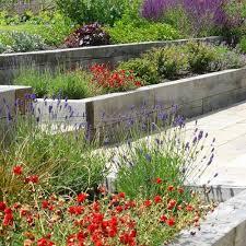 podwyższone grządki w ogrodzie inspiracje microgarden garden