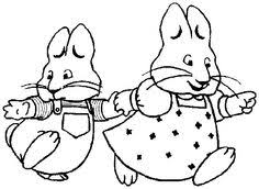 max ruby coloring pages bestofcoloring