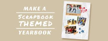 how to create a yearbook how to create a scrapbook theme for your yearbook fusion yearbooks