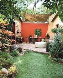 patios that pop with color hgtv