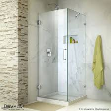 Glass Shower Doors Canada Glass Shower Enclosure Happyhippy Co