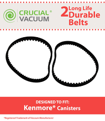 Kenmore Canister Vaccum Kenmore Canister Vacuum Belt Replacement Part 20 5285 742024