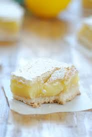 Cream Cheese Frosting Ina Garten by Lemon Bars Recipe