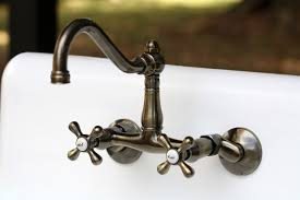 Fixing A Kitchen Faucet How To Fix A Leaky Wall Mount Kitchen Faucet U2014 The Homy Design