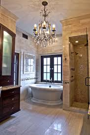 bathroom crystal chandelier in master bathroom also free free