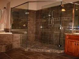 shower tile design ideas bathroom brushed installers remodel lowes without rms doors