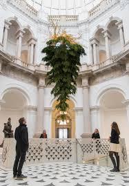 upside down christmas tree at tate britain u2014 urdesignmag
