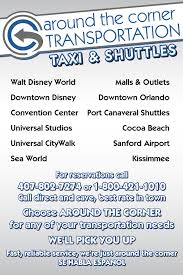 Car Service From Orlando Airport To Port Canaveral Around The Corner Transportation Orlando Fl 32822 Yp Com