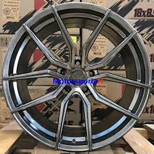 nissan 350z xxr 527 xxr 559 18 35 chromium black staggered wheels rims 5x114 3 for 90