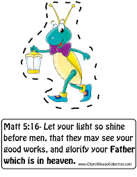 church house collection blog let your light shine cutout craft