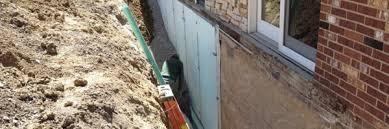 external and internal basement waterproofing everdry waterproofing