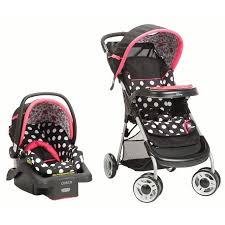 Michigan Best Travel System images Disney baby minnie mouse lift stroll plus travel system minnie jpeg