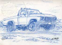 toon up the automotive art of mark ervin hemmings daily