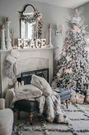 decorating in white holiday mantel decor we adore hadley court interior design blog