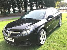 used vauxhall vectra 2007 for sale motors co uk
