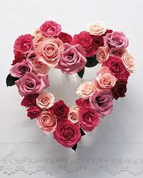 Valentine S Day Wall Decoration by Red Color Flower Inspiration For Valentines Day Celebration