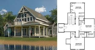take a look at these farmhouse floor plans that all have screened