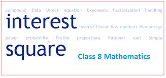 class 8 maths notes for cbse ncert solutions class 8 mathematics