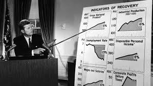 jfk u0027s lasting economic legacy lower tax rates npr