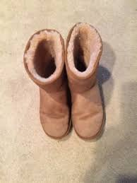womens ugg boots size 9 uk s ugg australia scuffette ii chestnut brown suede slipper