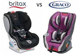siege auto britax class plus crash test britax vs graco which car seat brand to choose kid sitting safe