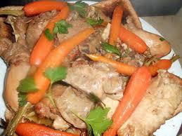 cuisiner un coq au four les meilleures recettes de coq au four