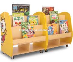 nursery furniture spongebob shaped wooden book storage