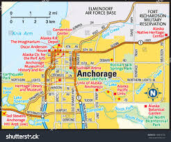 Maps Of Alaska by Map Of Alaska And Surrounding Area You Can See A Map Of Many