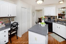 light and bright of painting kitchen cabinets pictures finding the perfect black white and light gray paints