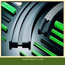 uhmwpe guide rail engineering plastic product guide track for