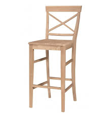Outdoor Furniture Pensacola by Single X Back Stools Simply Woods Furniture Pensacola Fl