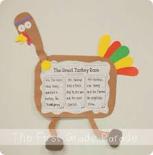 the great turkey race by steve metzger summarizing comprehension