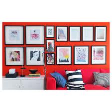 Bilderwand Esszimmer Matteby οδηγός κολάζ κορνιζών 4 τεμ Ikea Art Display