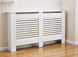 painted radiator cover radiator cabinet modern style white mdf