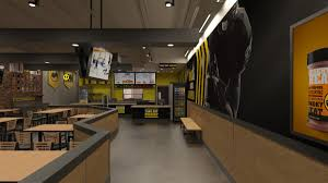 Buffalo Wild Wings Floor Plan by Buffalo Wild Wings Is Testing Its New Quick Serve Format In Mn Gomn