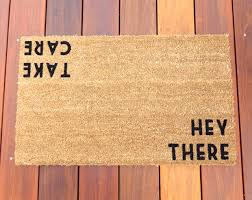 Funny Doormat Sayings Exteriors Floral Front Doormats Door Mats As A Guest Cute