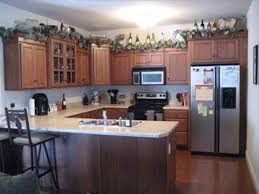 christmas decoration ideas for above kitchen cabinets rhydo us