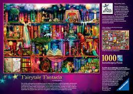 amazon com ravensburger fairytale fantasia 1000 pieces