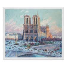 notre dame wrapping paper notre dame de gifts on zazzle