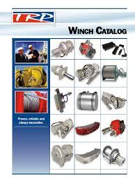 winch catalog pdf clutch gear