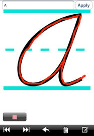 123 best handwriting letter formation apps images on pinterest