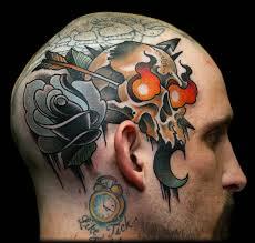 head tattoo designs tattoo society magazine