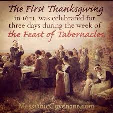 thanksgiving and the feast of sukkot the vineyard