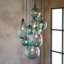 Blown Glass Pendant Lighting Blown Glass Pendant Light Shades Blown Glass Pendant Light