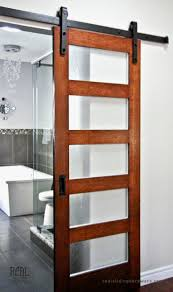 Hardware For Barn Style Doors by 90 Best Bath Barn Doors Images On Pinterest Sliding Doors