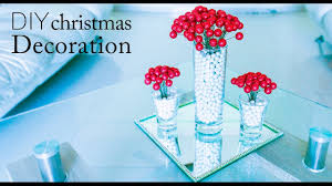 easy christmas craft diy christmas winter decoration with